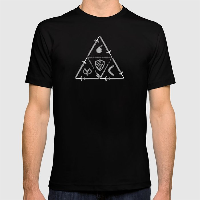 Weapon Triforce T-shirt