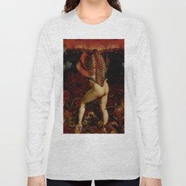 City of Dis - Alighieri - Long Sleeve T-shirt