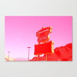 VegasBaby Canvas Print
