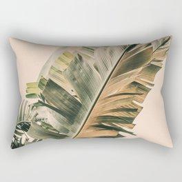 Growing Green Rectangular Pillow