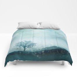 Winter Fairies Comforters
