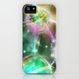Magic Connection iPhone Case