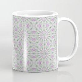 Rosettes in Purple and Green Coffee Mug