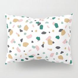 Tropical Terrazzo Pillow Sham