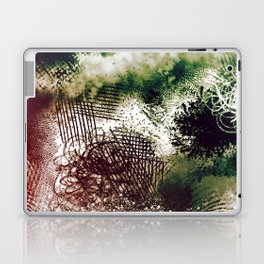 Eyes Still Clouded Laptop & iPad Skin