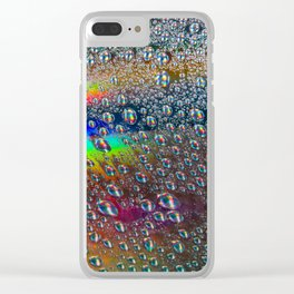 Juicy Rainbow Clear iPhone Case