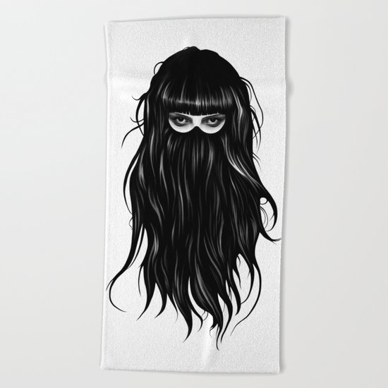 It Girl Beach Towel