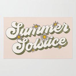 Summer Solstice Rug