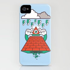 Illuminati iPhone (4, 4s) Slim Case