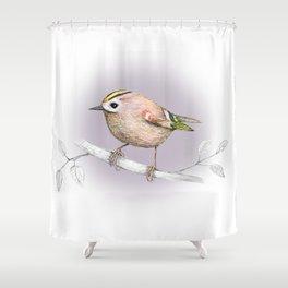 Goldcrest Shower Curtain