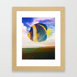 The Illogical Assumption Framed Art Print