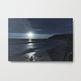 Off The Pacific (Cool Edition) Metal Print