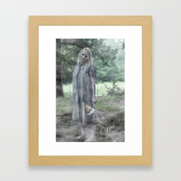 "VAMPLIFIED ""Apparition"" Framed Art Print"