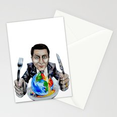 Suit Stationery Cards