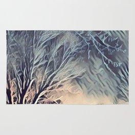 Ice Storm Rug