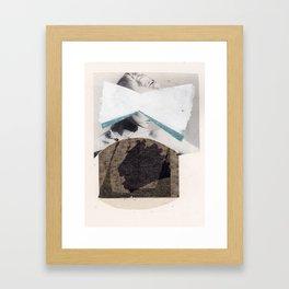 bow3 Framed Art Print