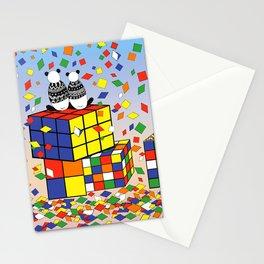 Rubix Panda Stationery Cards