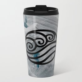Southern Water Tribe Metal Travel Mug
