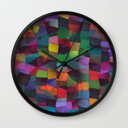 Treasures Wall Clock