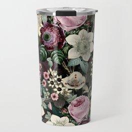 Vintage  & Shabby Chic - Mystical Night Flower Dance Travel Mug