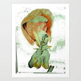 calibrate Art Print