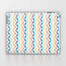 Ordered Peaches by the Sea Laptop & iPad Skin