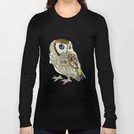Blind Owl Long Sleeve T-shirt