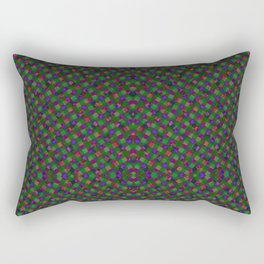 Pattern #19 Rectangular Pillow