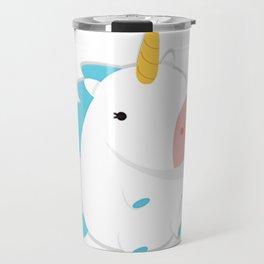 Super Fluffy Unicorn Travel Mug