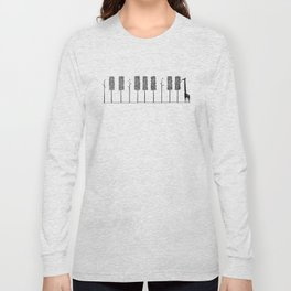 The Pianist Long Sleeve T-shirt