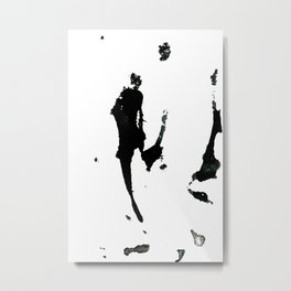 Kick up your heels & just dance Metal Print