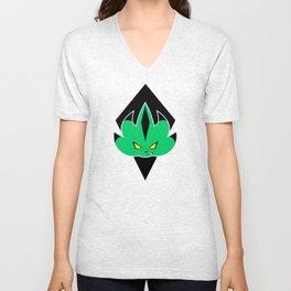 Chaos Nazo Emblem (Color) Unisex V-Neck