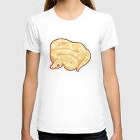 monty python T-shirts featuring Albino Ball Python by Cargorabbit