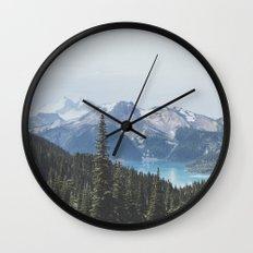 Garibaldi Park Wall Clock