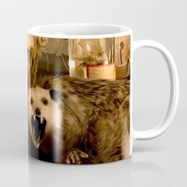 Curious Beasts Coffee Mug