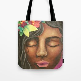 Fuity Lady Tote Bag