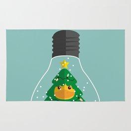Merry Christmas Ducky Pt.1 Rug
