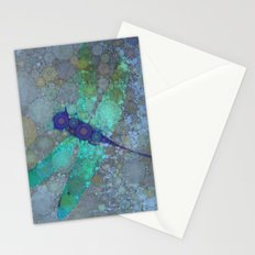 Diva DragonFly Stationery Cards