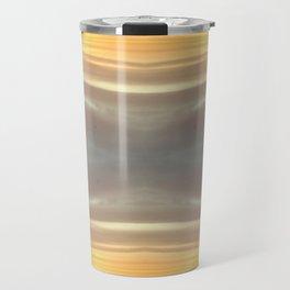 Abstract Sky Print Travel Mug