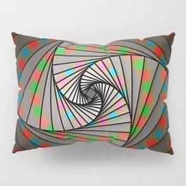Fibonacci Spin, 2140d Pillow Sham