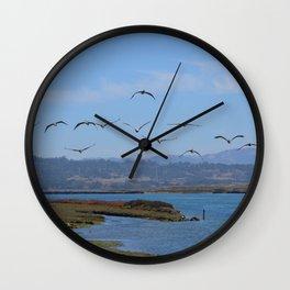 incoming Wall Clock