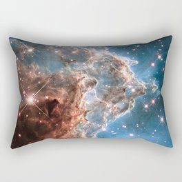 Monkey Head Nebula Rectangular Pillow