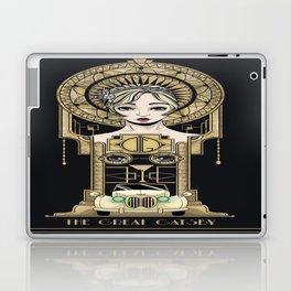 The Great Gatsby Laptop & iPad Skin