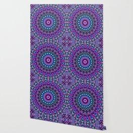 Mosaic Kaleidoscope 3 Wallpaper