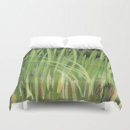 seagrass Duvet Cover