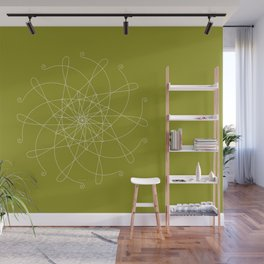 Ornament – whirling Wall Mural