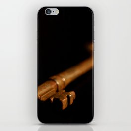 The Key iPhone Skin