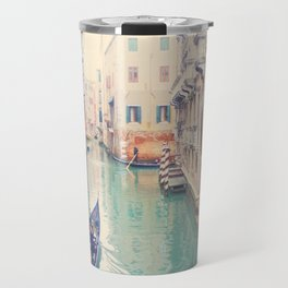 Gondola Ride Travel Mug