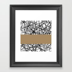 kava Framed Art Print