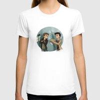 pie T-shirts featuring Pie by Phantasmic Dream